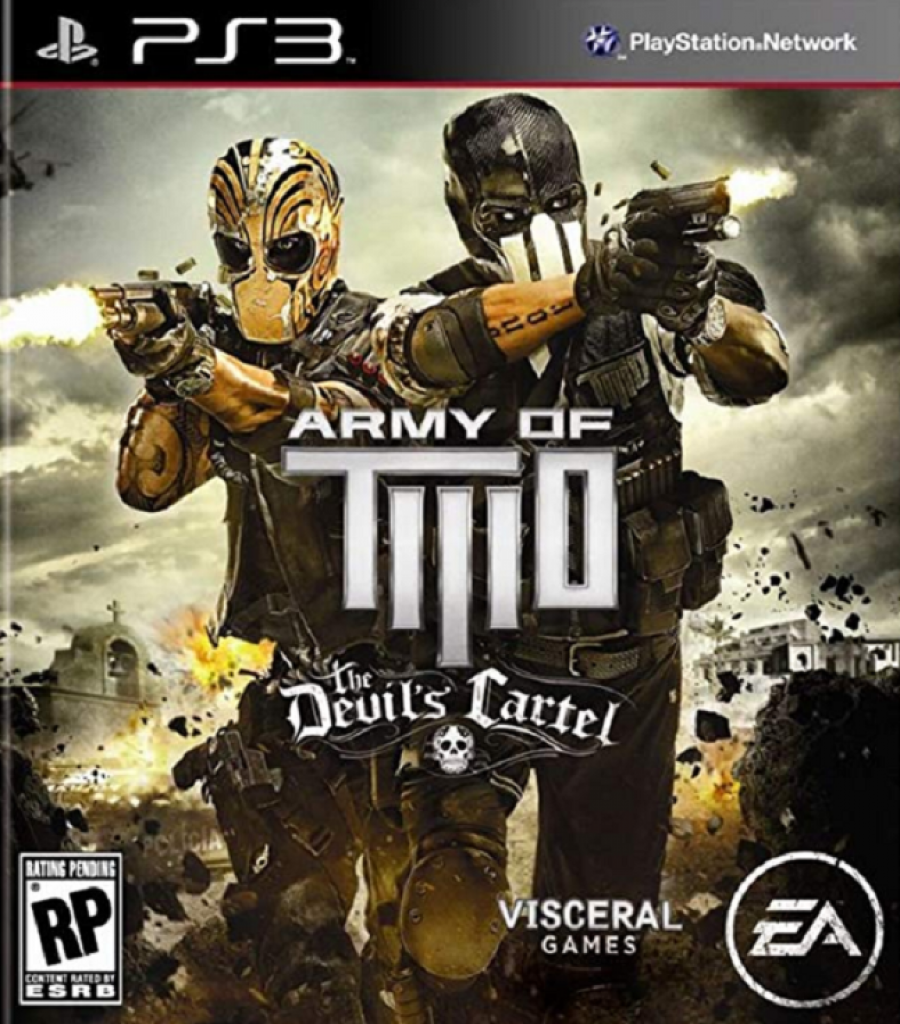 Army of TWO The Devil ps3